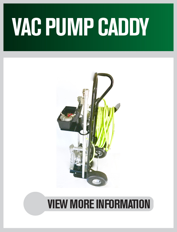 View Vac Pump Caddy Information