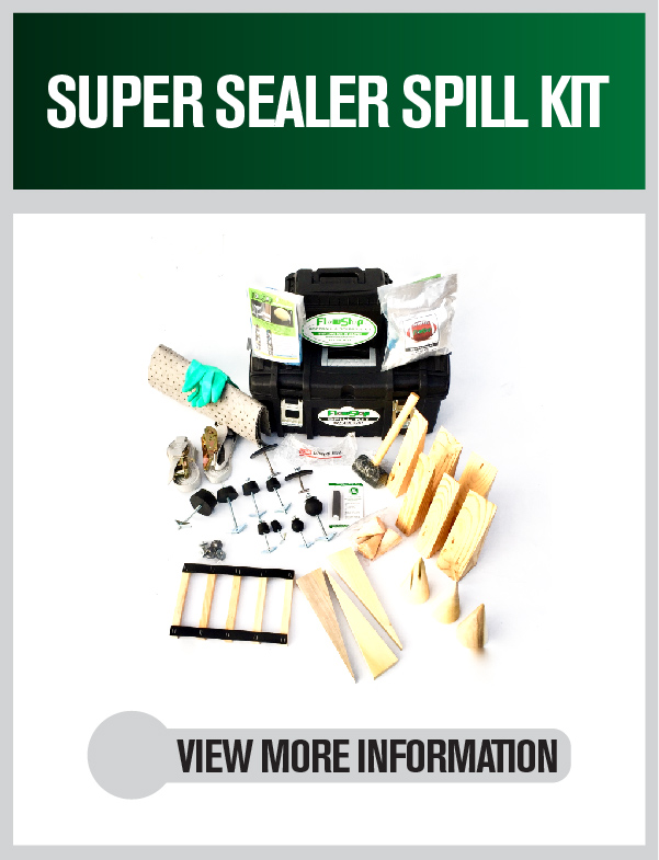 View Super Sealer Spill Kit Information