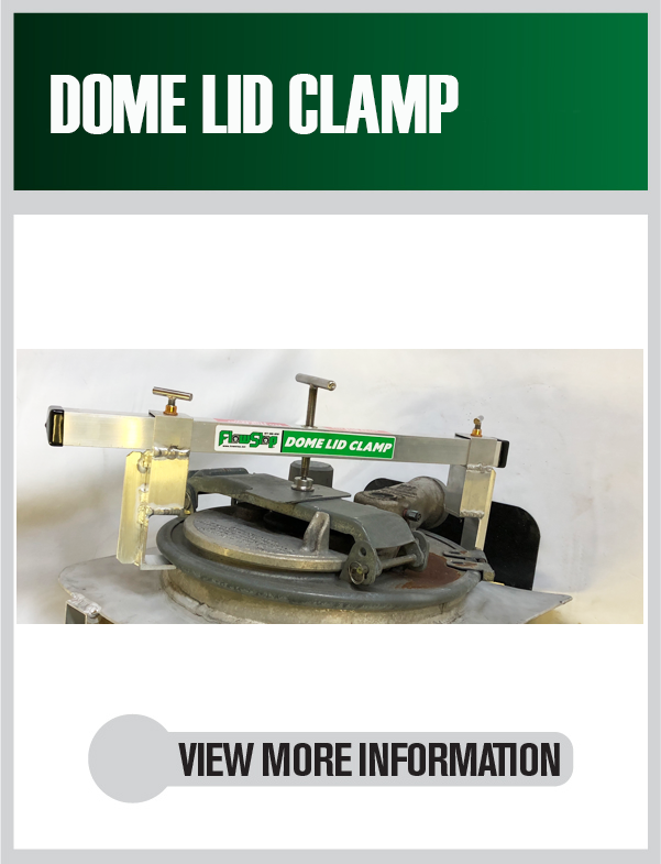 View Dome Lid Clamp Information